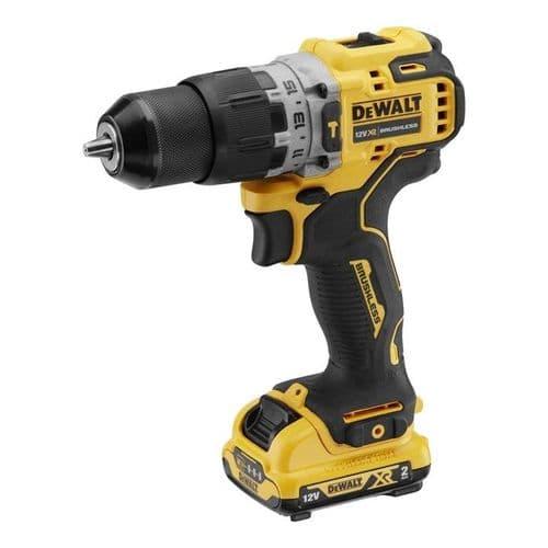 DeWalt XR Sub Compact Hammer Drill - 12v